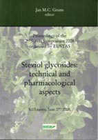 booklet of the 2nd stevia symposium
